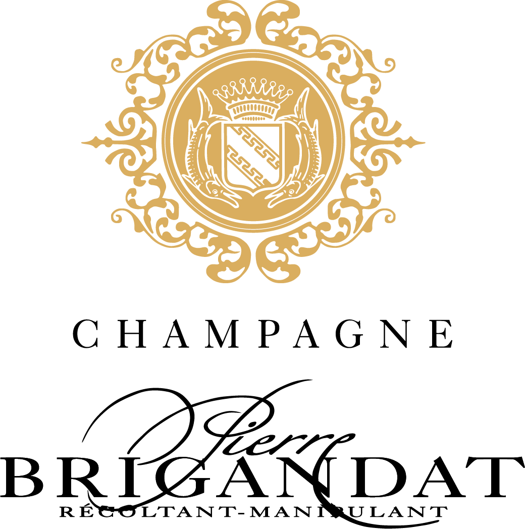 Logo Champagne Pierre Brigandat